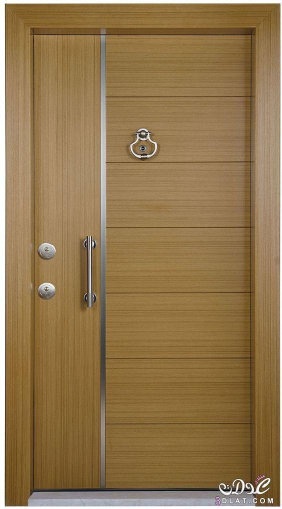 ابواب بيتك ابواب داخلية مودرن 2018 3dlat Net 09 17 A83e Wood Doors Interior Room Door Design Door Design Interior