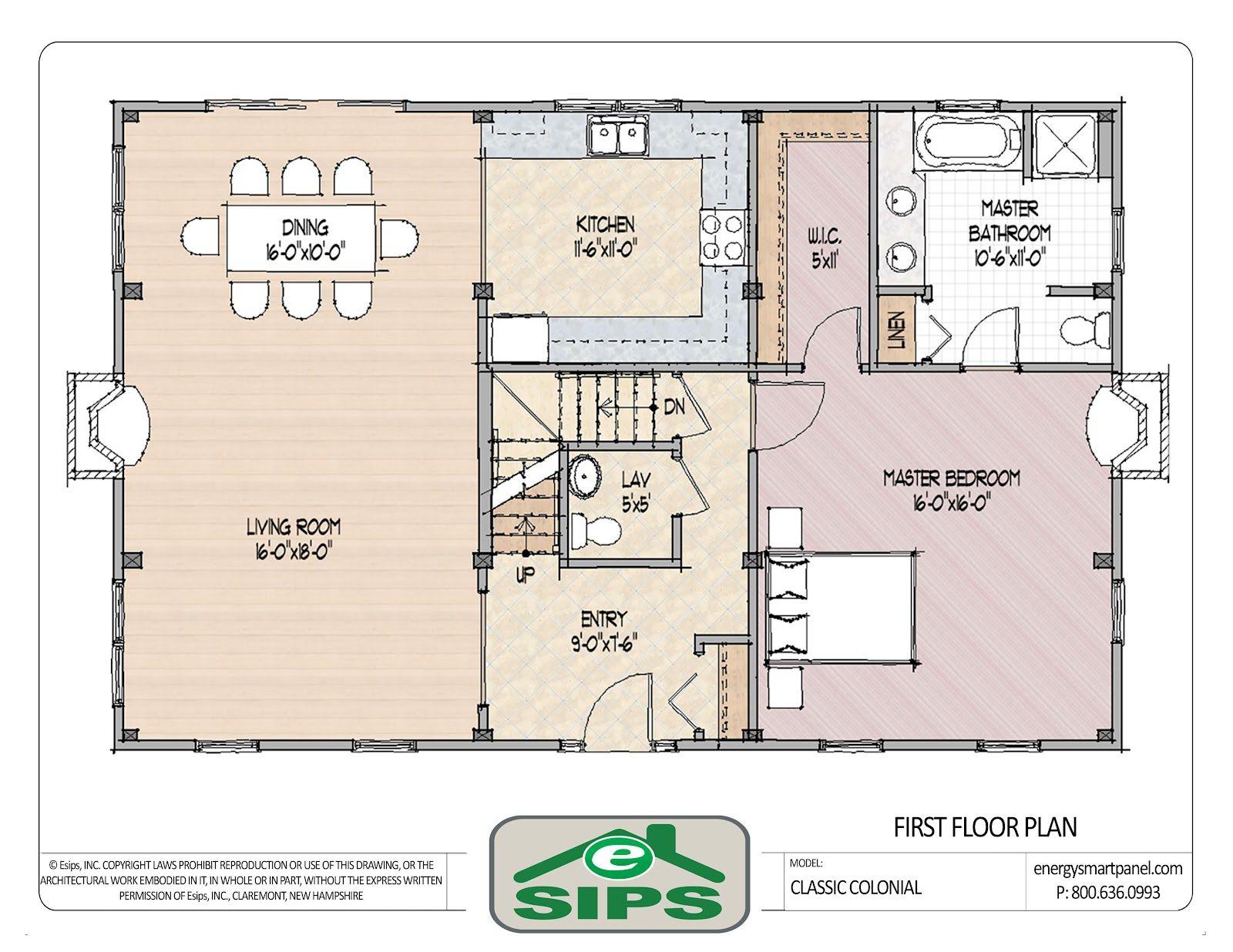 Colonial House Floor Plan ค นหาด วย Google Colonial House Plans Barn House Plans Loft Floor Plans
