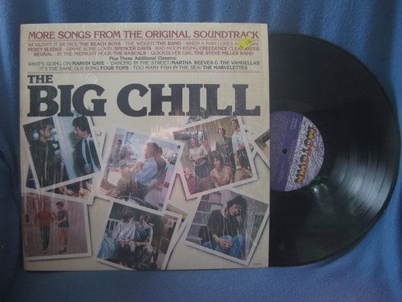 Vintage More From The Big Chill Original by sweetleafvinyl on Etsy, $7.99