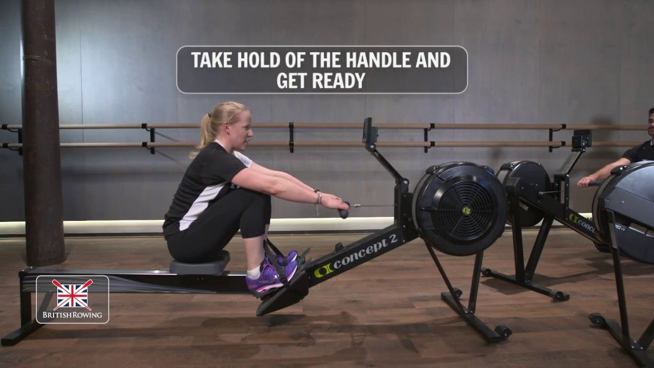 Go row indoor 20minute workout the original workout