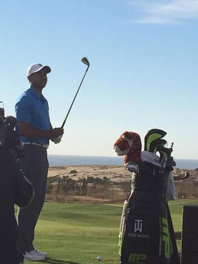Really. Tiger woods golf course cabo san lucas mine, not
