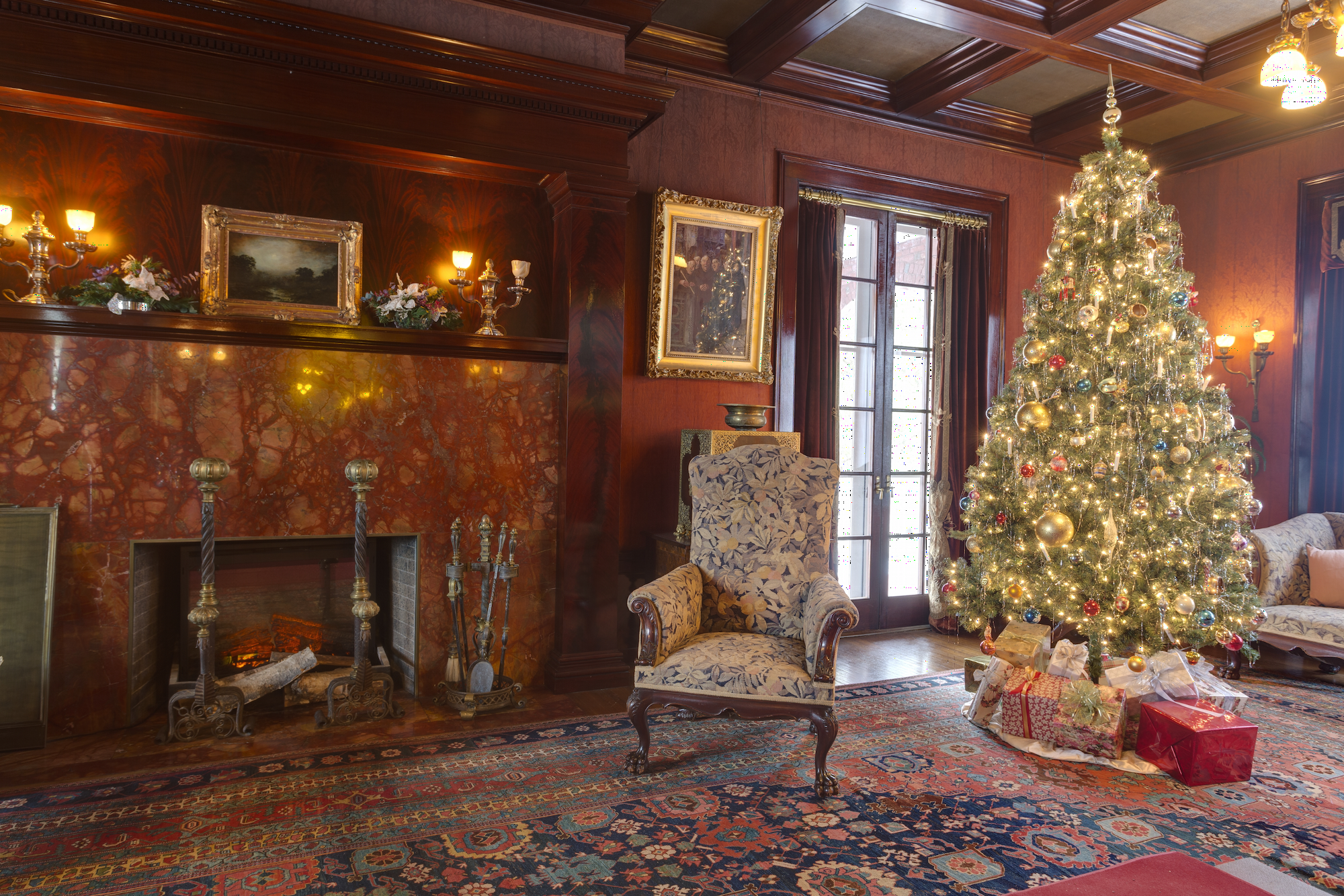 a glensheen christmas north shore and wisconsin