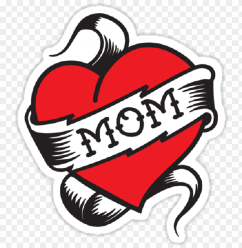 I Love Mom Heart Tattoo Png Mom Tattoo Png Image With Transparent Background Png Free Png Images Mom Heart Tattoo Mom Tattoos Red Heart Tattoos