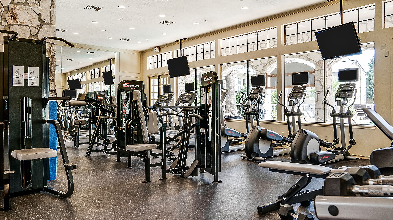 Paseo Fitness Center Hotel Amenities Horseshoe Bay Resort Resort