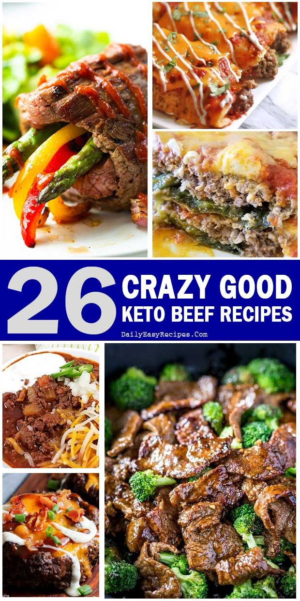 26 Best Low-Carb And Delicious Keto Beef Recipes That You Will Love #beefdishes