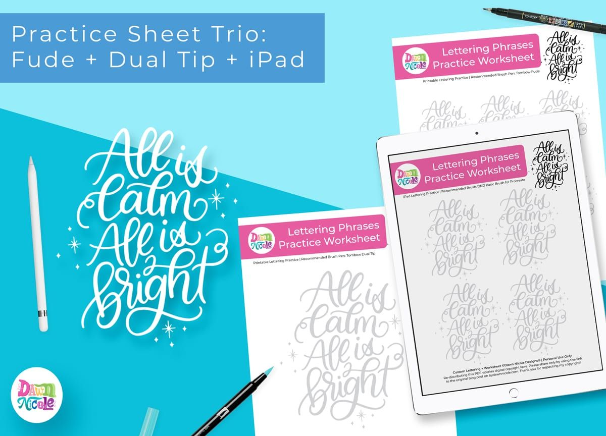 Silent Night Practice Sheets With Images