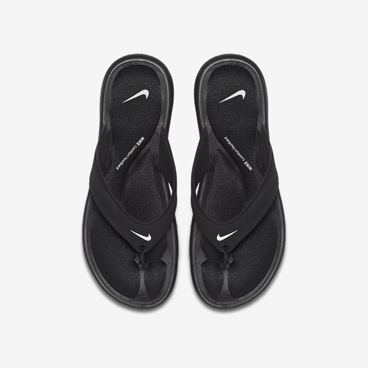 6219c5175a03 Nike Ultra Comfort Women s Flip Flop. Nike.com ( 50) ❤ liked on Polyvore  featuring shoes
