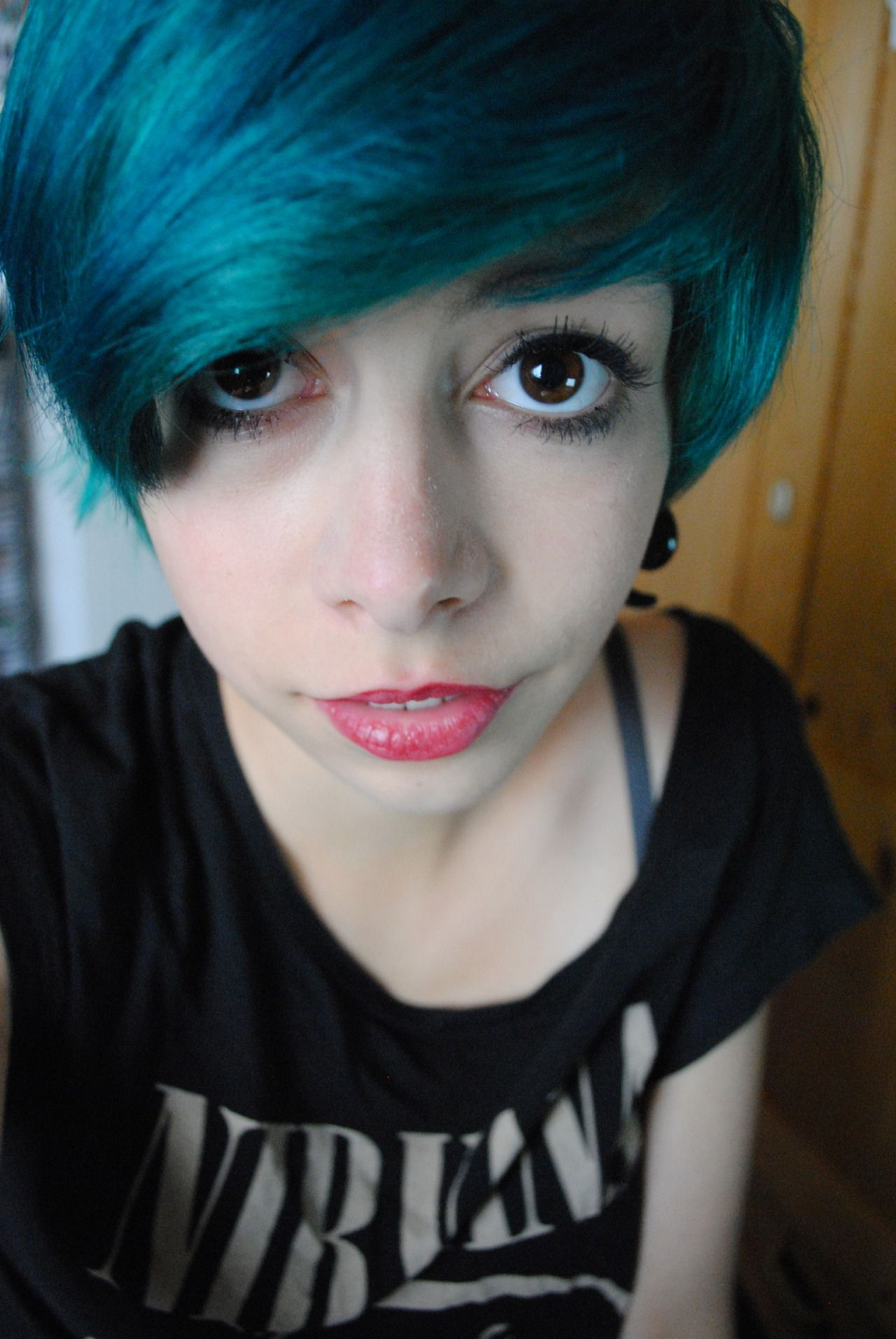 To acquire Black Blue hair tumblr pictures picture trends