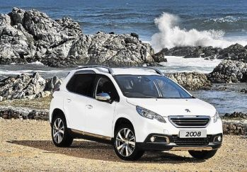Peugeot 2008 versión 2014 1.2