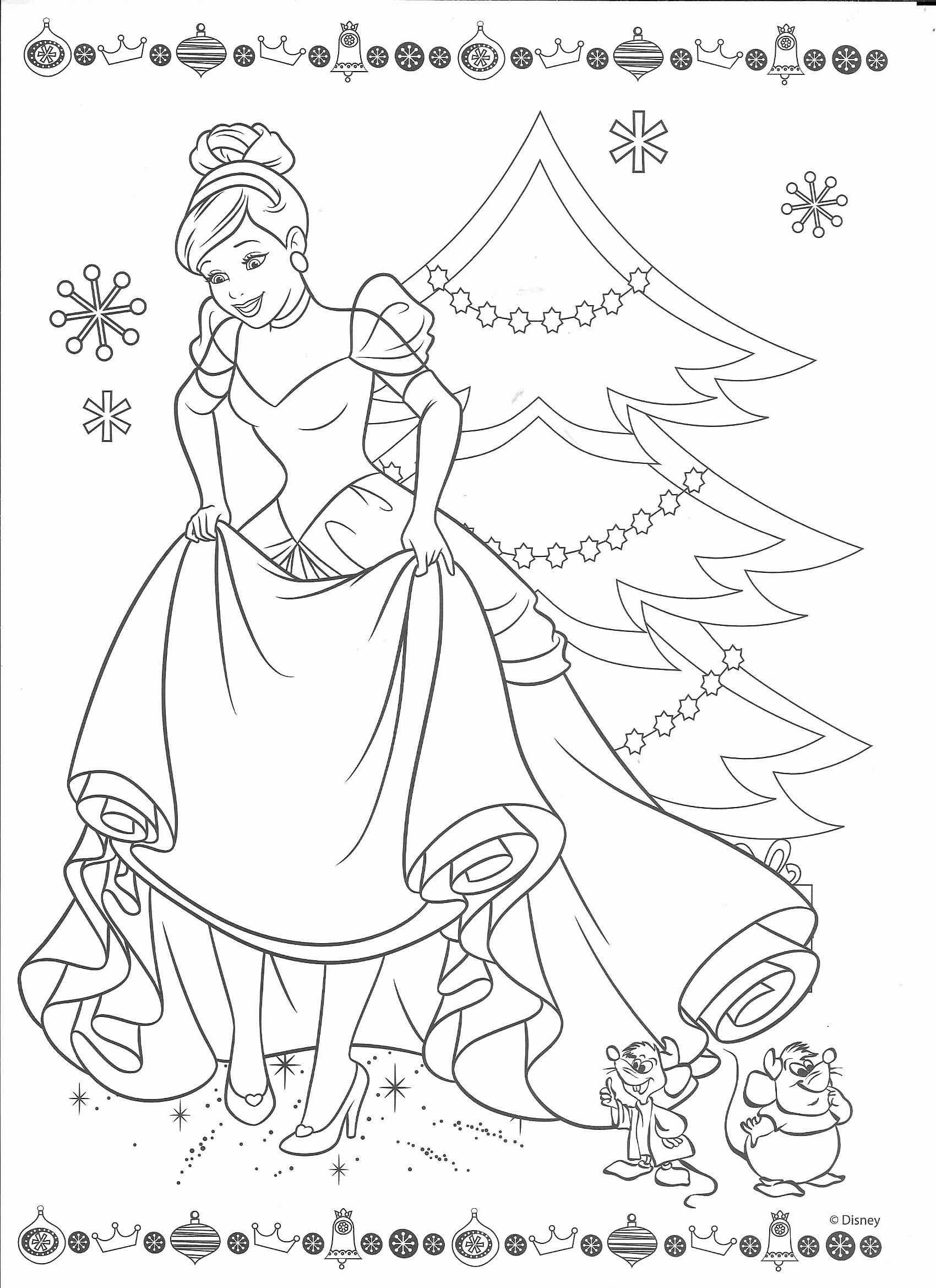 Christmas Coloring Activities For Toddlers