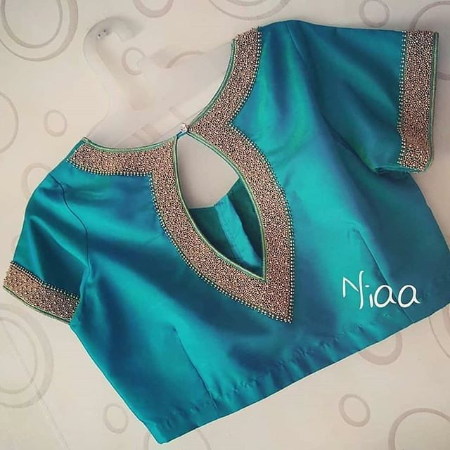 500+ Best Blouse Design, Amazing Blouse Design, Latest Collection of Blouse Design Page-6 - Fashion #blousedesignslatest