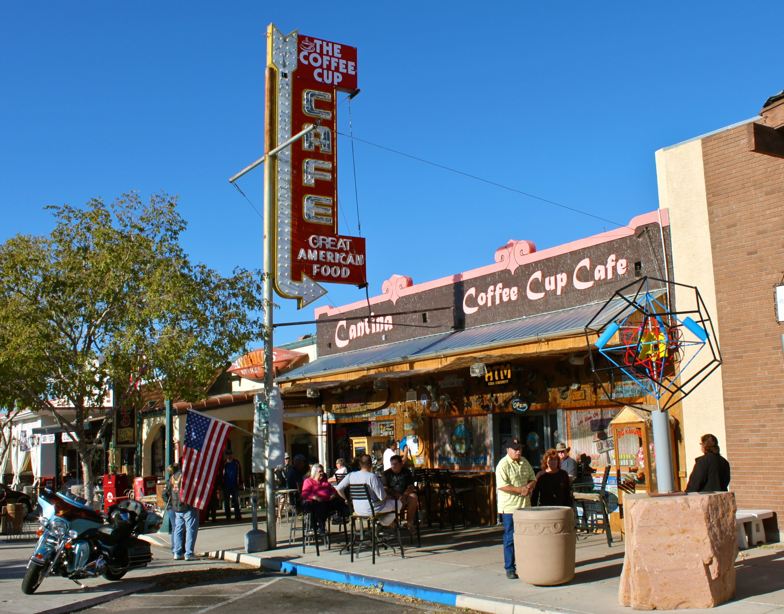 Coffee Cup Cafe Diners Drive Ins And Dives