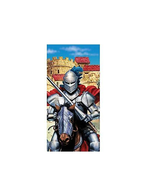 Medieval Knight Table Cover