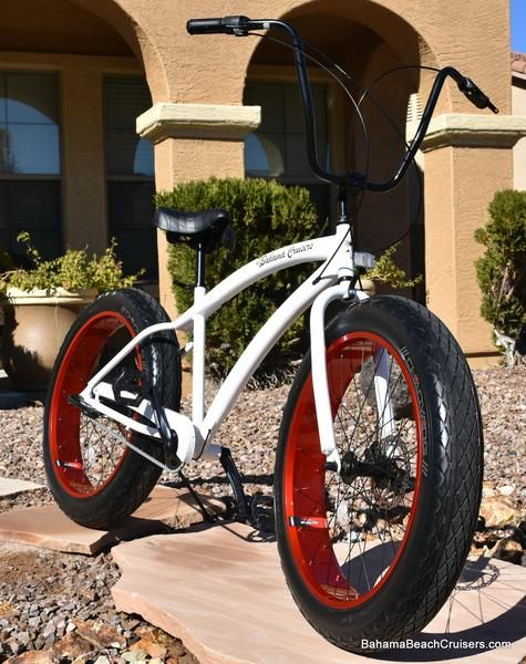 New Aluminum Frame Fat Tire beach Cruisers, FAT TIRE BEACH CRUISER ...