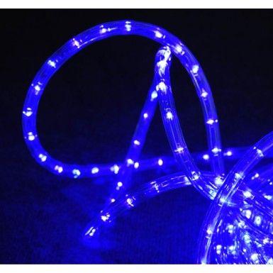Buy led novelty christmas rope lights blue 12m homcom home buy led novelty christmas rope lights blue 12m homcom aloadofball Choice Image