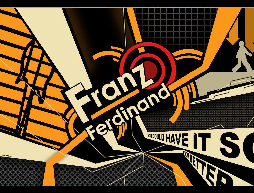 Resultado de imagen de franz ferdinand logo