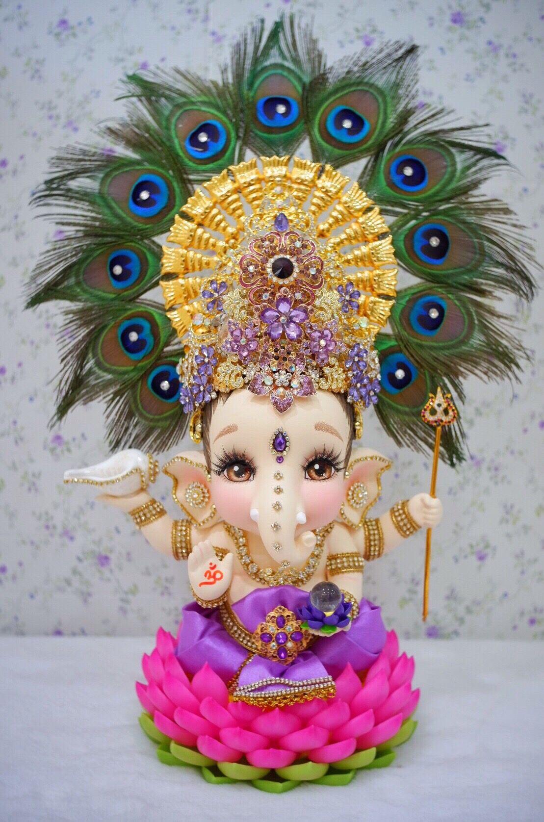Pin By Adra Finnie On Ganesh Lord Ganesha Paintings Baby Ganesha Ganesha Painting