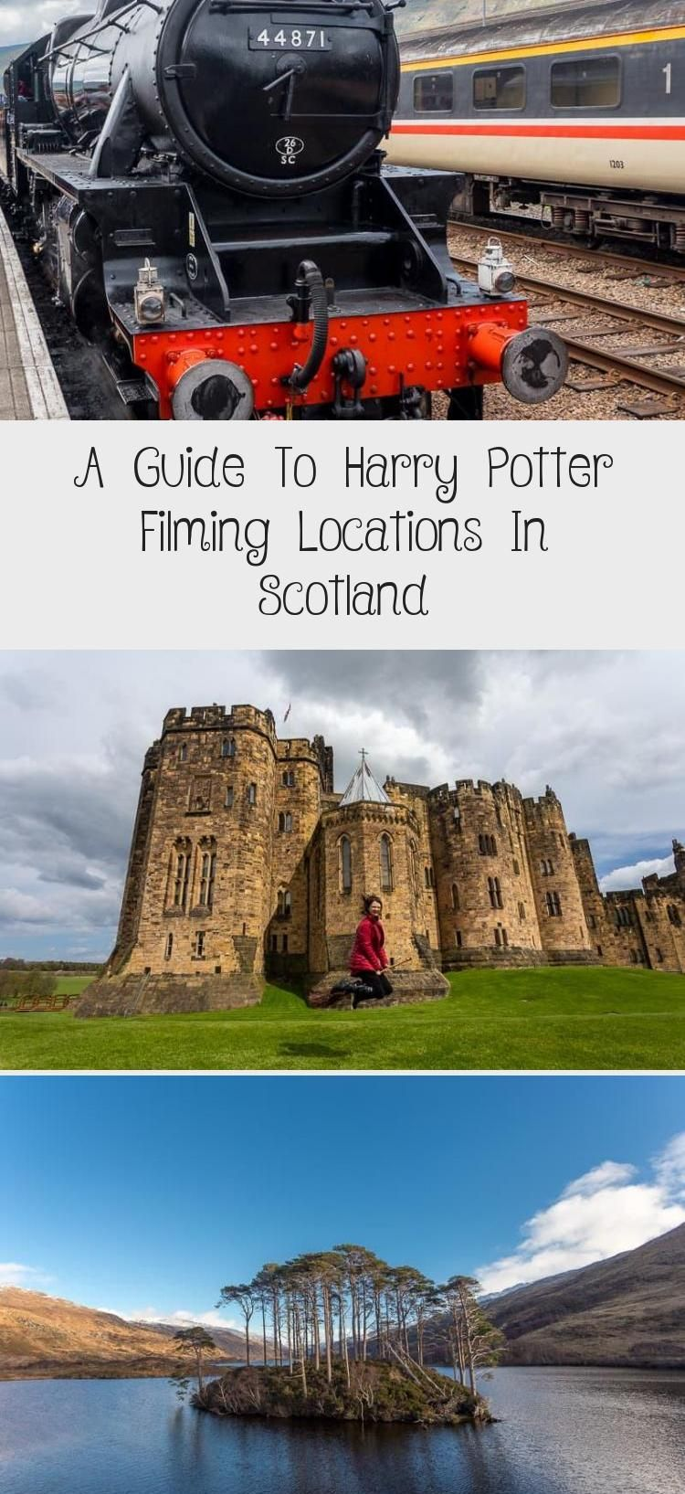 A Comprehensive And Detailed Guide To 12 Harry Potter Filming Locations In Scotland Including In 2020 Filming Locations Harry Potter Filming Locations Movie Locations
