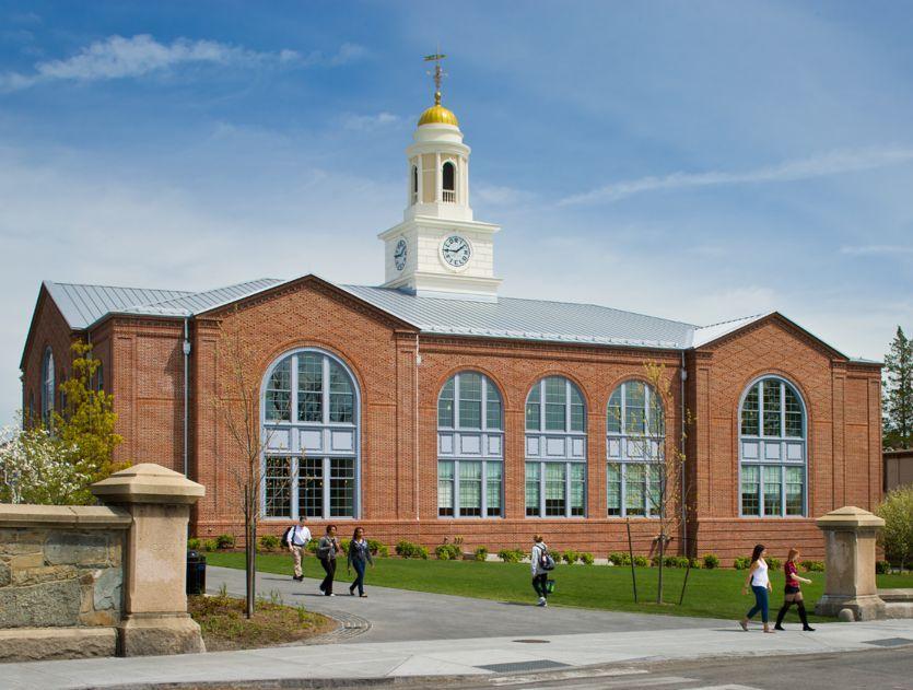 Fitness and aquatics center brown university providence