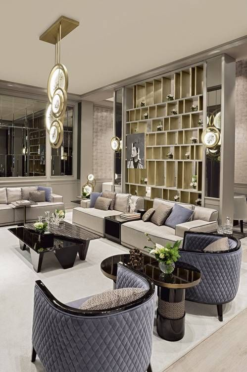 The Cold Moon Living Room Oasis Company Modern Houses Interior Luxury Living Room Luxury Furniture