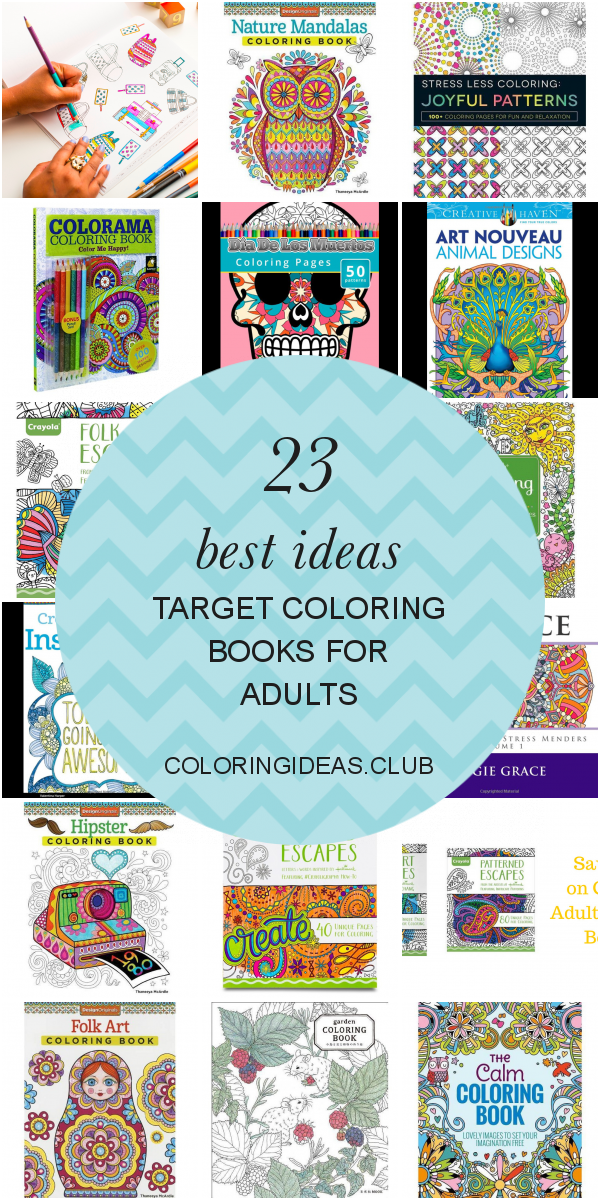 23 Best Ideas Target Coloring Books For Adults Coloring Books Fairy Coloring Pages Mandala Coloring Pages
