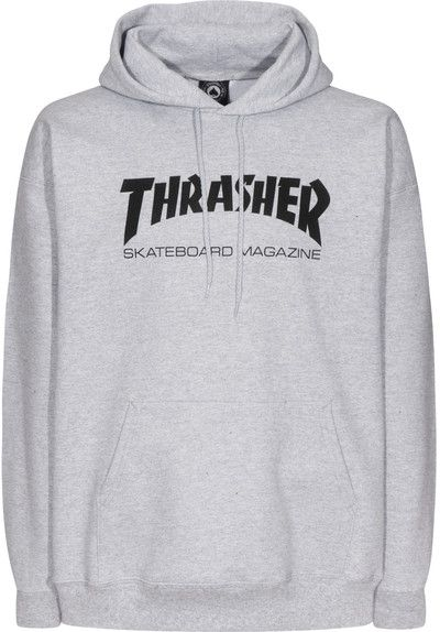 4a507e04aad1 Thrasher Skate-Mag greymottled Titus Onlineshop | clothes | Thrasher ...