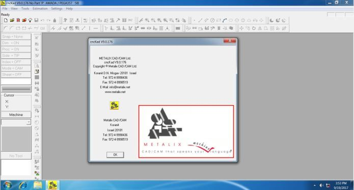 Working with CNCKAD V9 0 176 full | Download | Cnc software