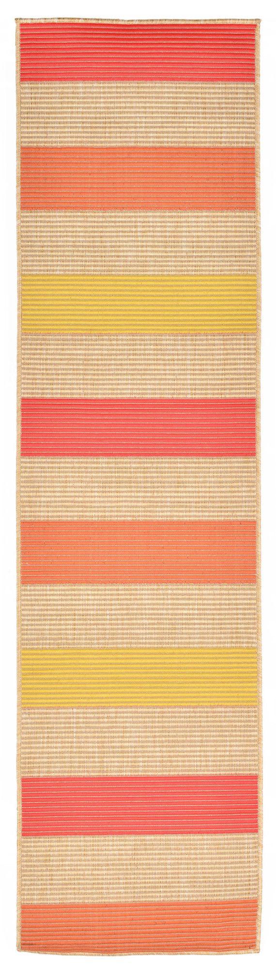 Orange Pink/Yellow Indoor/Outdoor Area Rug