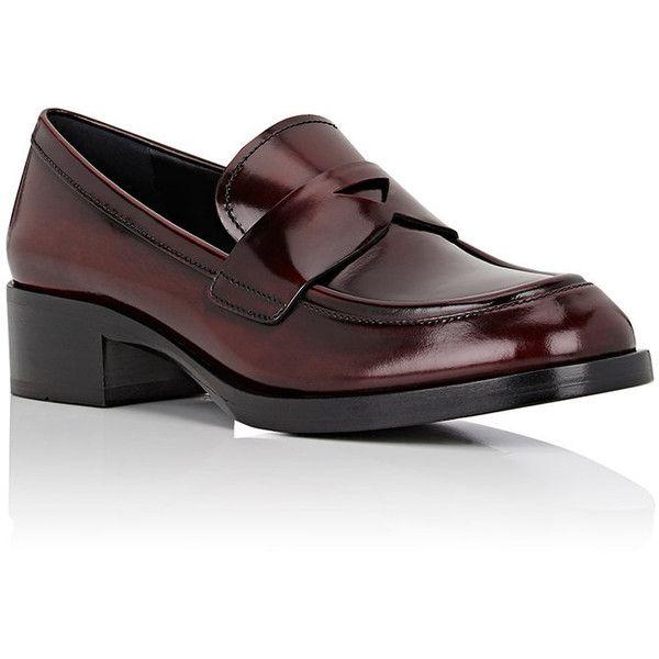 Prada Women s Penny Loafers (37 4e447c36ad