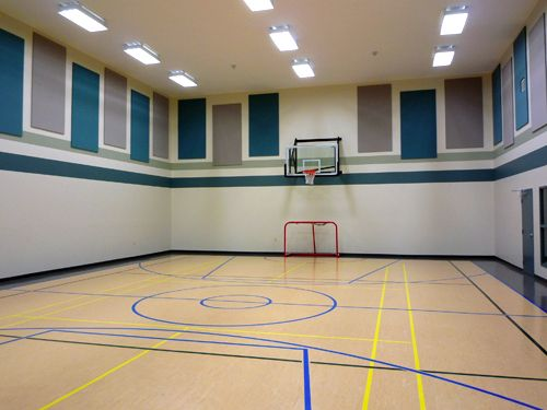 Soundproofing Panels Reduce Gym Noise Netwell Sound Proofing Sound Panel Acoustic Panels
