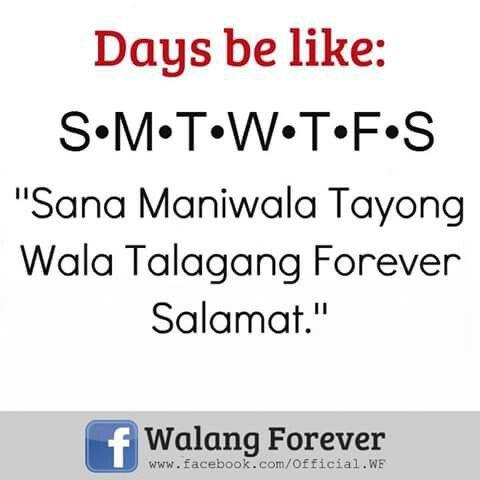 Para Sa Mga Broken Hearted Pinoy Sayingsquotes At Hugot Lines