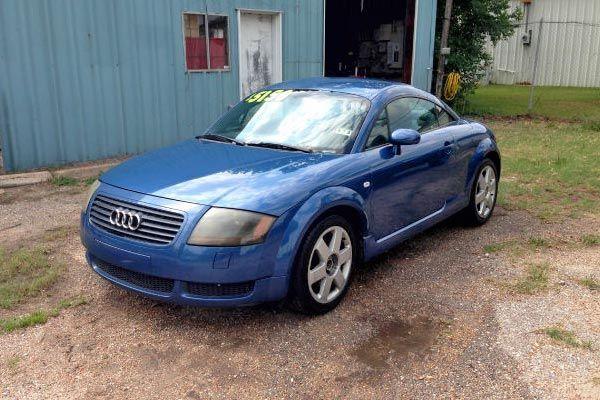 2000 AUDI TT UNDER $5000 in Hoston, Texas - Used Audi TT 2000-2006