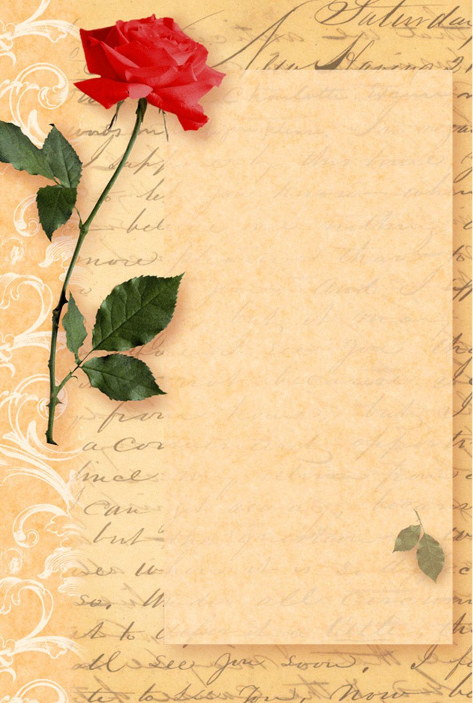 Plantillas para cartas ~ Solountip.com | HOJAS PARA ESCRIBIR CARTAS ...
