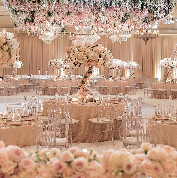 White Luxury Wedding Decor With Wonderful And Beautiful: Jessica Claire Photography, Persian Wedding, Lavish