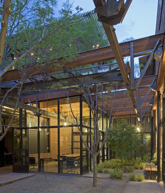 Armstrong Oil And Gas Lake Flato Architects Adaptive