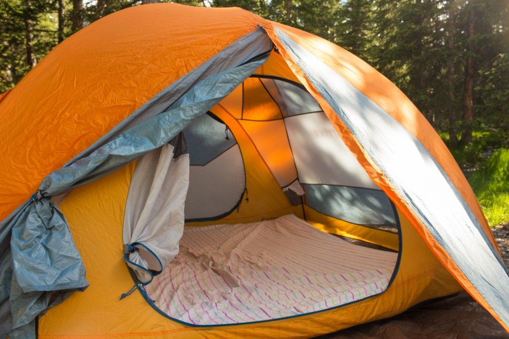 How to Make a Super Comfy Camp Bed on a Budget! [DIY Guide