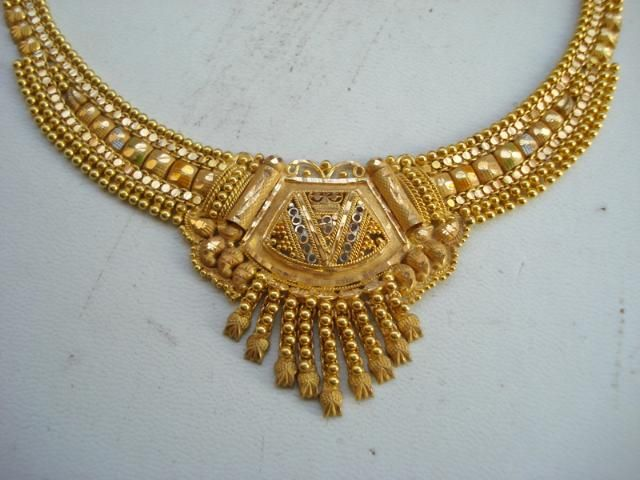 simple gold jewellery designs Google Search