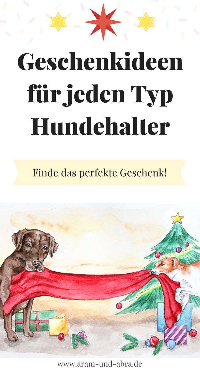 Geschenke für Menschen mit Hund - Tipps und Ideen für jeden Typ ...