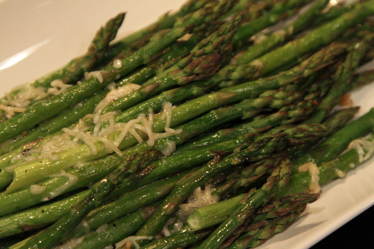 Roasted Asparagus | Design Times Four