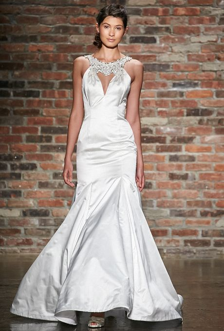 Hayley Paige Wedding Dresses Spring 2014 Bridal Runway Shows | Wedding Dresses Style | Brides.com