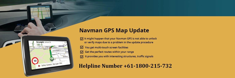 Call Navman Map Updates Support Number Australia +61-1800