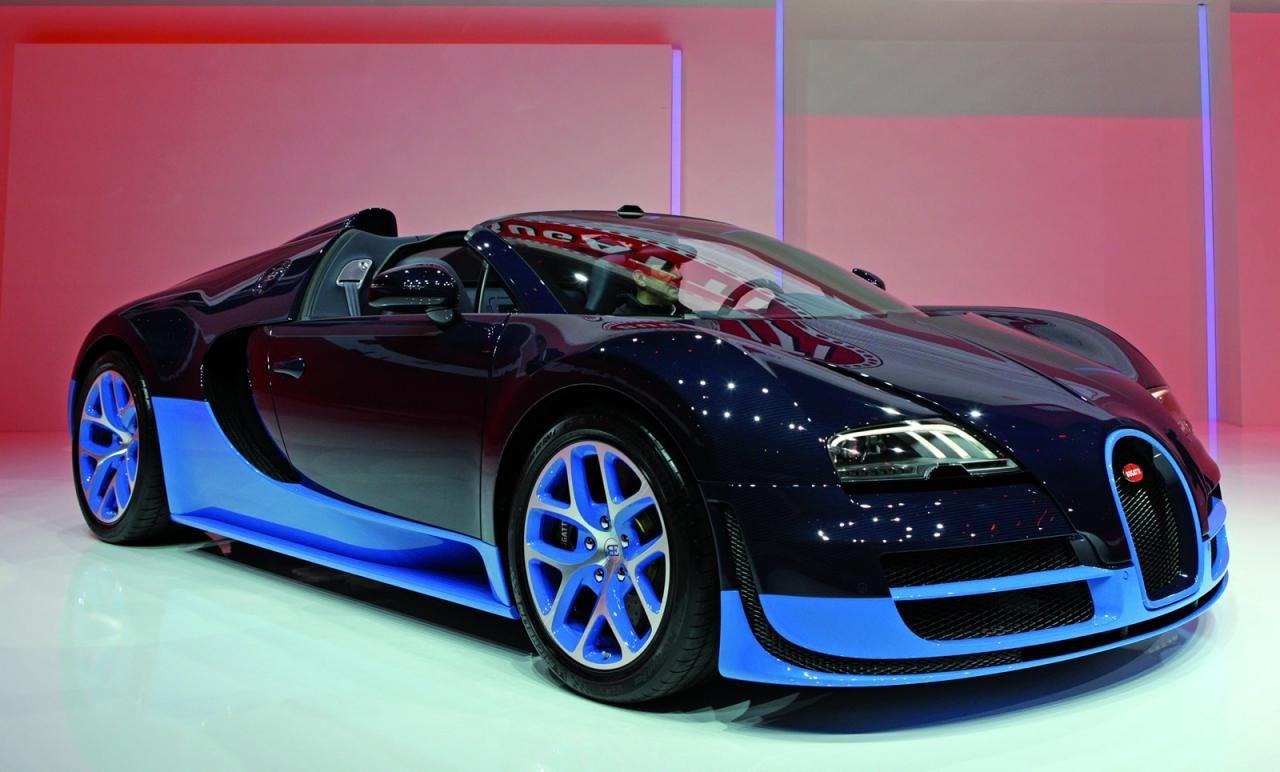 Bugatti Auto Cars Concept 2012 Bugatti Veyron Grand Sport