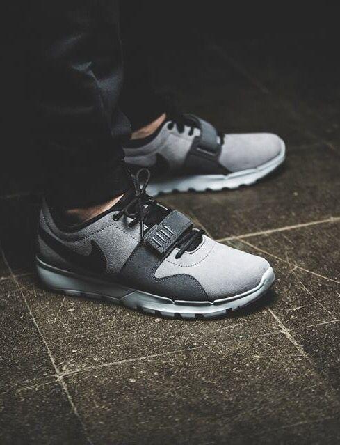 save off 4c574 5e187 Nike SB Trainerendor  Grey