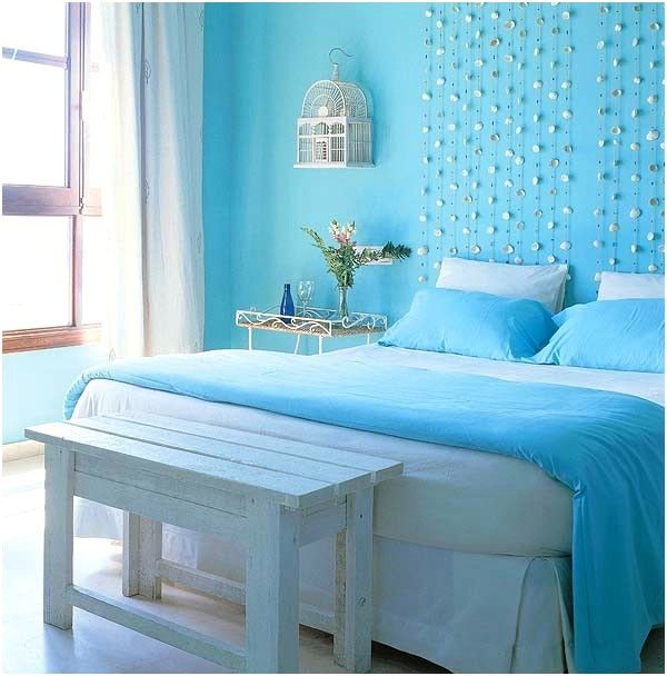 Astonishing Bedroom Ideas For Teenage Girls With Blue Colors Theme Blue Bedroom Design Bed Decor Above Bed Decor