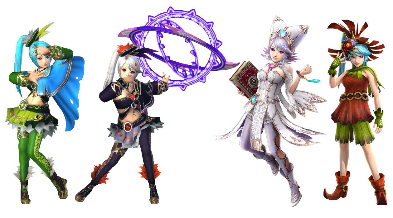 Lana Outfits Characters Art Hyrule Warriors Hyrule Warriors Zelda Hyrule Warriors Character Art