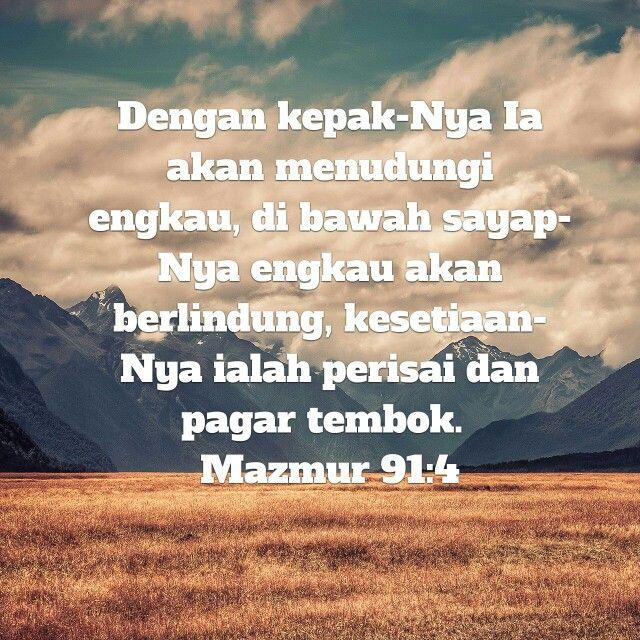 Maz 91 Mazmur Kutipan
