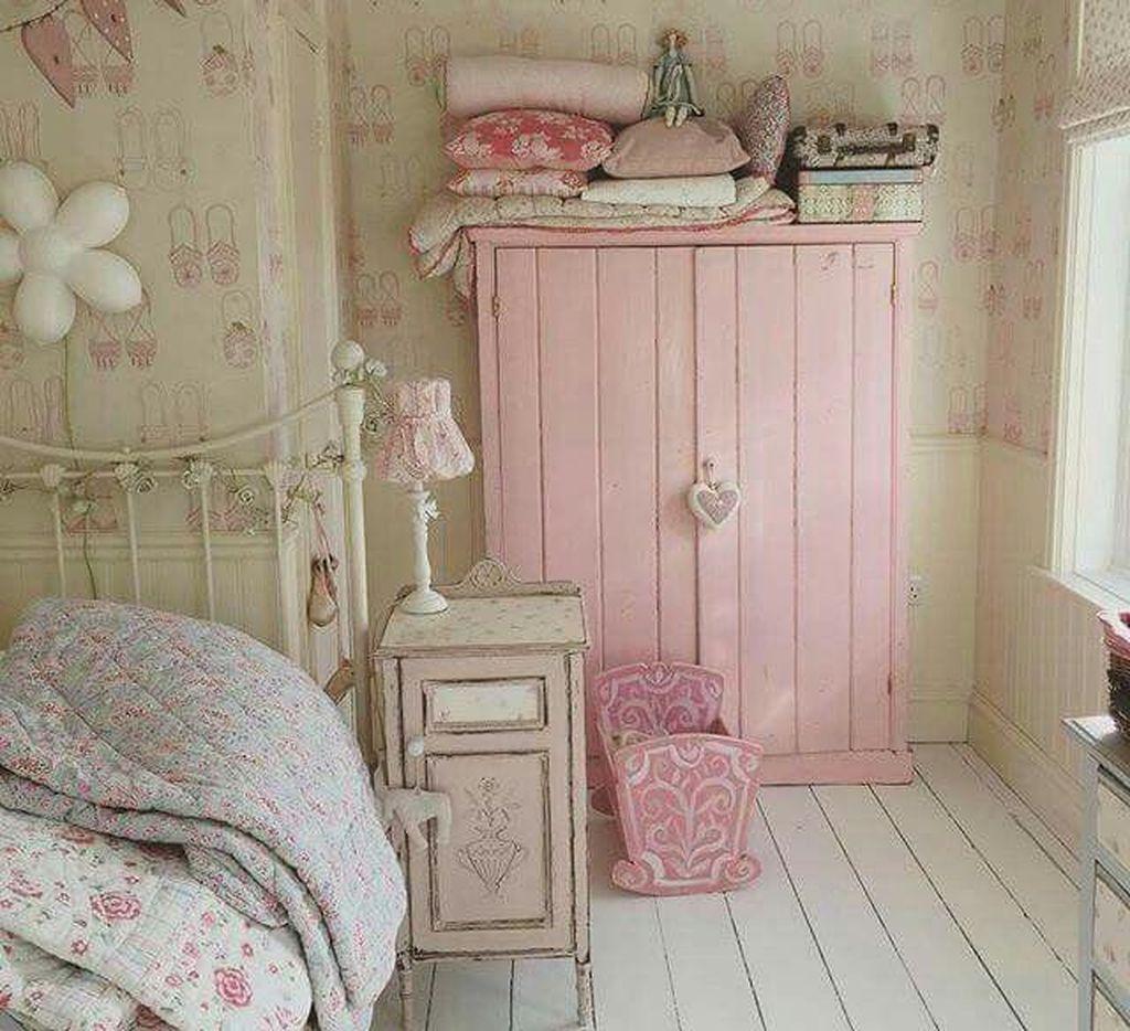 Modern Shabby Chic Bedroom: 47 Modern Shabby Chic Bedroom Ideas