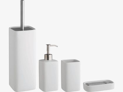 bathroom sets bathroom accessories sets and white bathrooms on pinterest