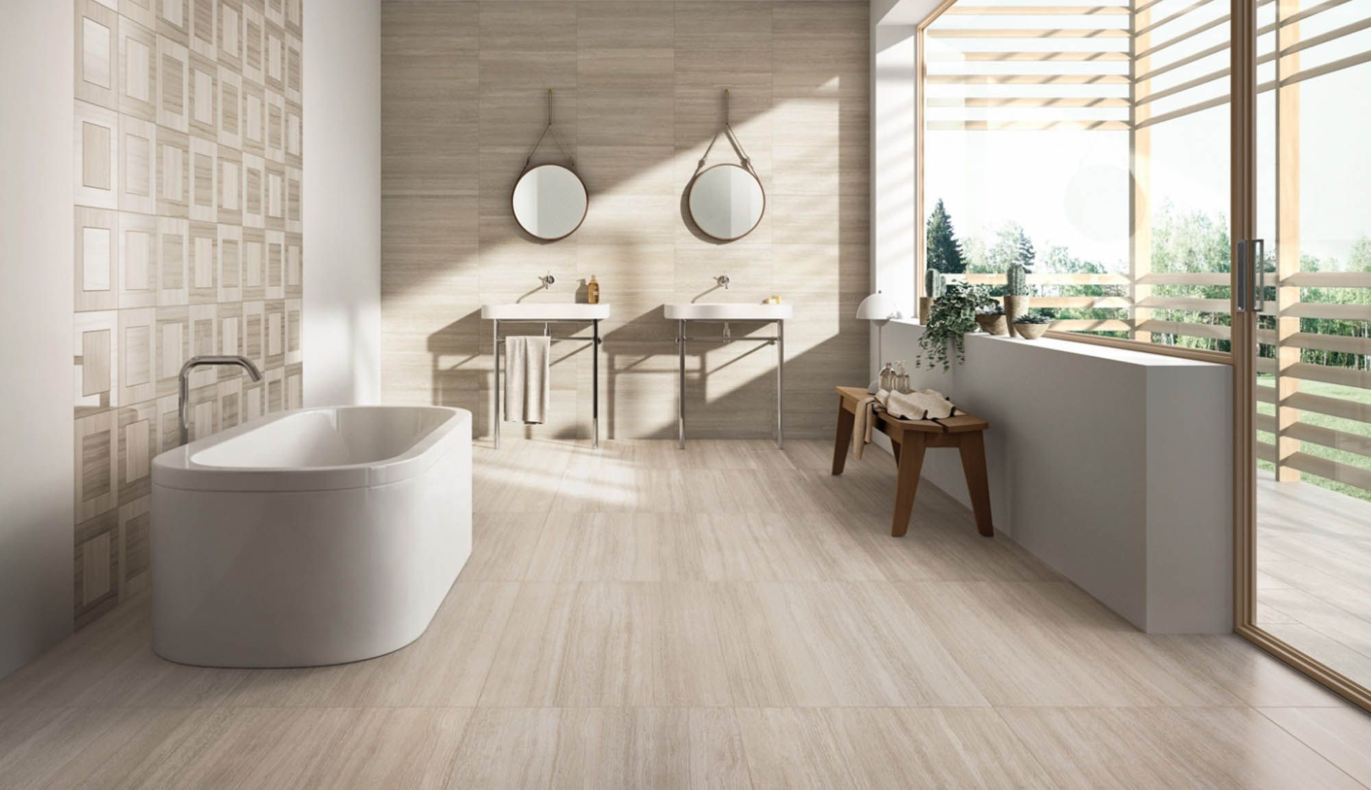 large format tile DOLCE VITA Floors & Tiles Orlando