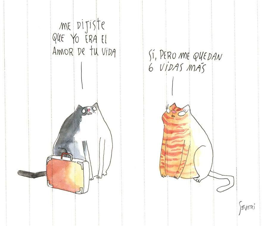 Las emotivas y ácidas caricaturas de Marcos Severi | Marcos ...